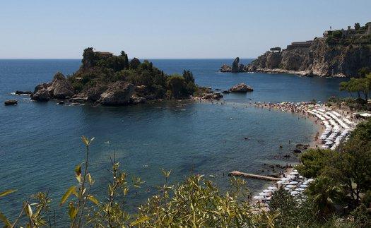 Isola Bella, Taormina, Sicily, Italy (4894718318)